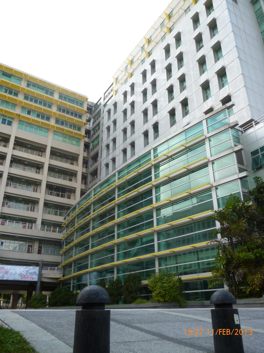 IB Building (Right Side)